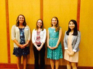 2016 scholarship awardees