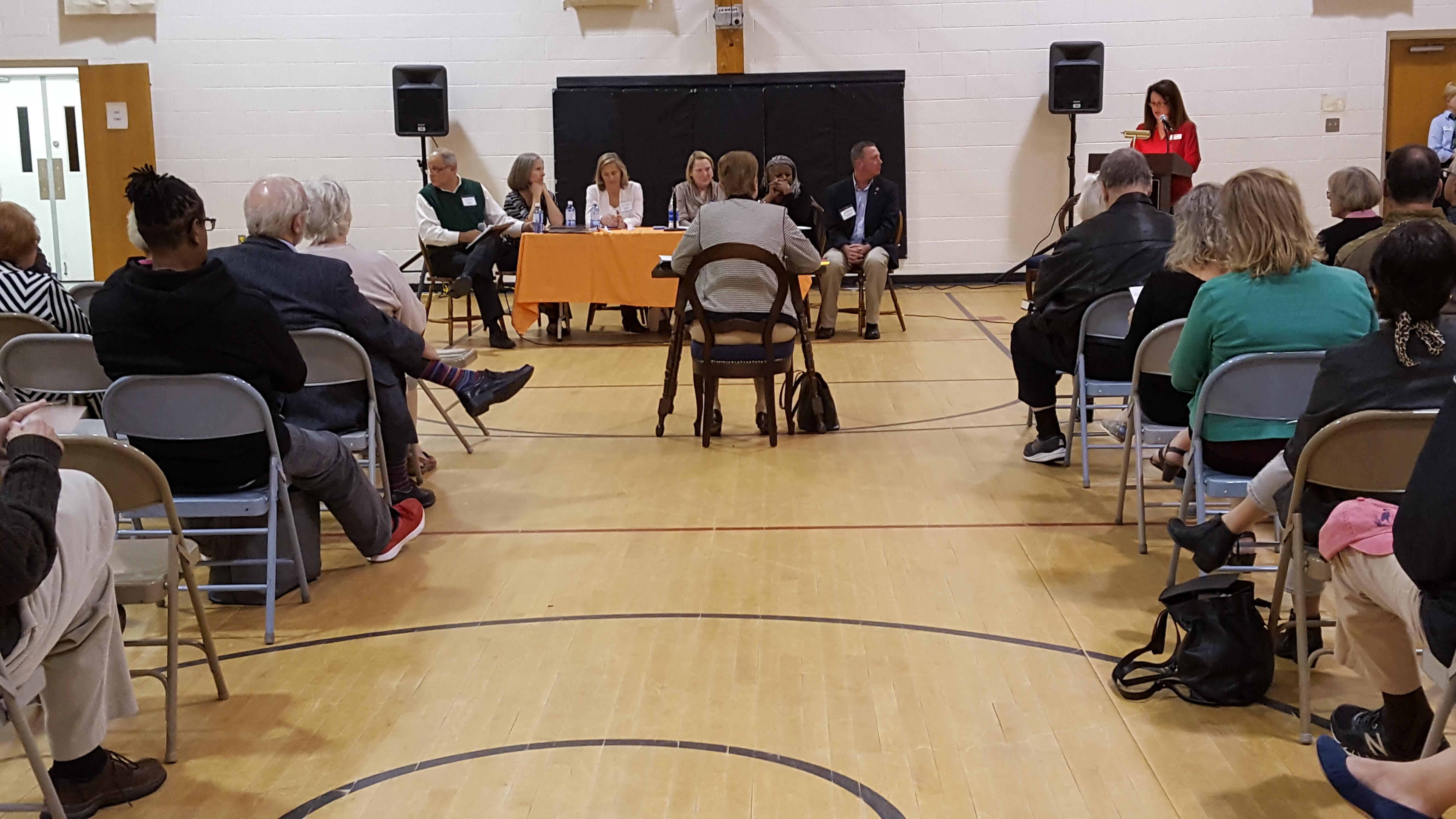 AAUW Carlisle Area School District School Board Candidate